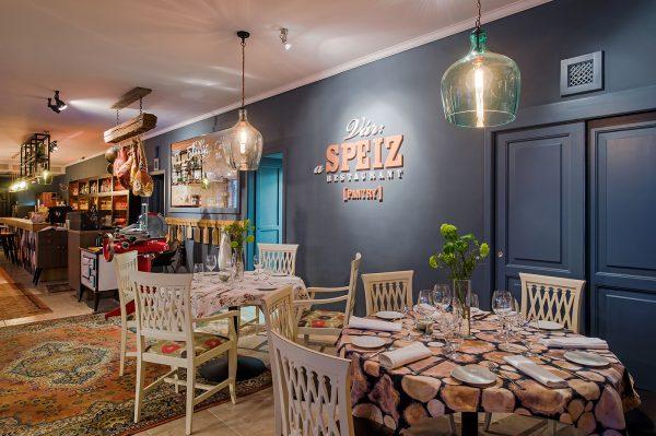 Vár a SPEIZ Restaurant
